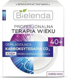 Bielenda Profesjonalna Terapia Wieku Karboksyterapia CO2 Krem na dzień i noc 40+  50ml