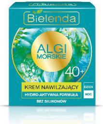 Bielenda Algi Morskie 40+ Krem nawilżający na dzień i noc  50ml