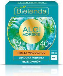 Bielenda Algi Morskie 40+ Krem odżywczy na dzień i noc  50ml