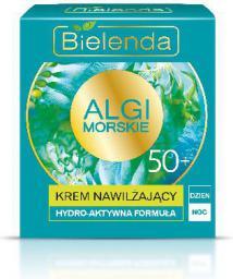 Bielenda Algi Morskie 50+ Krem nawilżający na dzień i noc  50ml