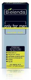 Bielenda only for men SUPER MAT Żel nawilżający przeciw błyszczeniu się skóry  50ml