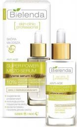 Bielenda Skin Clinic Professional Super Power Mezo Serum aktywne serum korygujące do twarzy  30ml