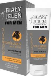 Biały Jeleń for Men Krem hipoalergiczny regenerujący 75ml