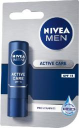 Nivea Lip Care Pomadka ochronna FOR MEN  4.8g