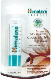 Himalaya Herbals Balsam do ust nawilżający z masłem kakaowym  4.5 g