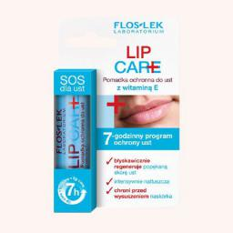 FLOSLEK Lip Care Pomadka ochronna z 1 procentem witaminy E