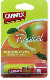 Carmex  Pomadka ochronna w sztyftcie Tropical  4.25g