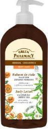 Green Pharmacy Balsam do ciała odmładzający Nagietek i Zielona Herbata 500ml