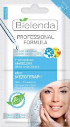 Bielenda Professional Formula Maseczka hydrożelowa Efekt Mezoterapii  5g x 2