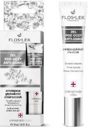 FLOSLEK Anti Aging Żel pod oczy przeciwzmarszczkowy 15 ml