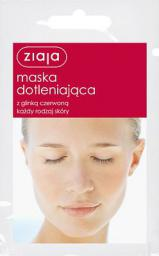 Ziaja Saszetka maska do twarzy dotleniająca 7ml (20szt)