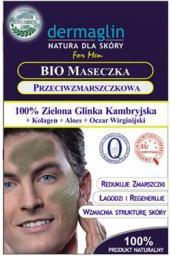 Dermaglin maseczka przeciwzmarszczkowa dla mężczyzn 20g
