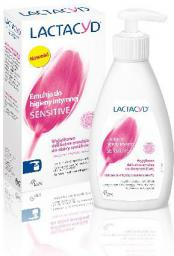 Lactacyd Sensitive Emulsja do higieny intymnej z pompką 200ml