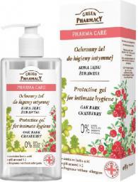 Green Pharmacy Pharma Care Żel do higieny intymnej ochronny Kora Dębu-Żurawina  300ml - 813170