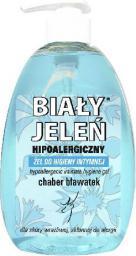 Biały Jeleń Żel do higieny intymnej hipoalergiczny Chaber bławatek 500 ml