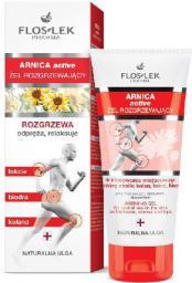 FLOSLEK Pharma Arnica Żel rozgrzewający na łokcie,biodra i kolana  200ml