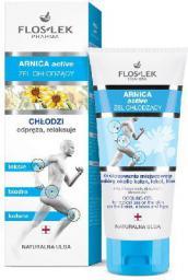 FLOSLEK Pharma Arnica Żel chłodzący na łokcie,biodra i kolana  200ml