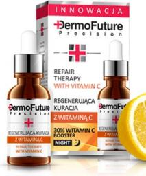 Dermofuture Precision Serum do twarzy Kuracja z witaminą C regenerująca  20ml