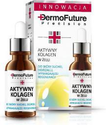 Dermofuture Precision Kuracja do twarzy z kolagenem w  żelu 20ml