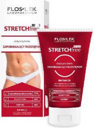 FLOSLEK Slim Line Stretch Free Krem zapobiegający rozstępom  150ml