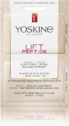 Yoskine Classic Lift Peptide Zabieg - Filler wolumetryczny  5ml x 2