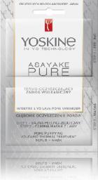 Yoskine Pure Termo-oczyszczający zabieg wulkaniczny 5ml x 2