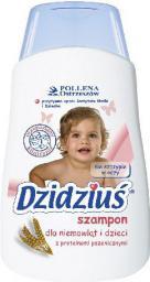 Dzidziuś  Szampon dla niemowląt i dzieci z proteinami pszenicznymi 300ml