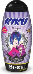 Bi-es Kiku Szampon dla dzieci Violet Fairy 250ml