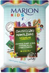 Marion Kids Chusteczki nawilżane SZKOLNE  1 op.-10szt