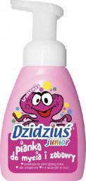 Dzidziuś  Pianka do mycia i zabawy o zapachu truskawki 275ml