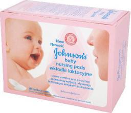 Johnson & Johnson Wkładki laktacyjne Baby 50szt.