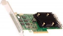 Kontroler BROADCOM PCIe 4.0 x8 - 2x SFF-8654 HBA 9500-16i (05-50077-02)