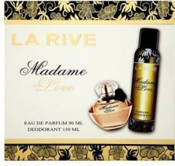 La Rive for Woman Madame In Love Zestaw /edp90ml+deo150ml/