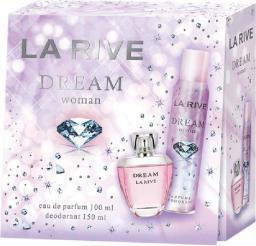 La Rive for Woman Dream Zestaw/edp100ml+deo150ml/