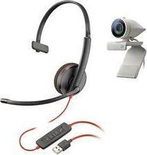 Kamera internetowa Polycom Studio P5 + Blackwire 3210