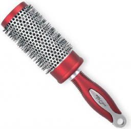 Top Choice Szczotka do włosów Exclusive rozm L okrągła silver/burgund (6203201)