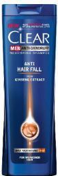 Clear  Szampon do włosów Przeciwłupieżowy Men Anti Hair Fall do włosów słabych 400ml