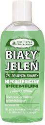 Biały Jeleń Żel do mycia twarzy hipoalergiczny premium z aloesem i ogórkiem 175 ml