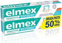 Elmex  Sensitive Whitening Pasta do zębów wybielająca  2 x 75 ml
