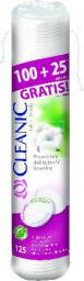 Cleanic Płatki kosmetyczne Pure Effect Okrągłe 100+25 szt