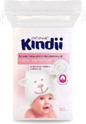 Cleanic Baby Sensitive Płatki kosmetyczne 60 szt.