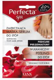 DAX Perfecta Spa Pedicure duosaszetka 2x6ml