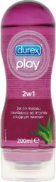 Durex  Play Intymny żel do masażu 2w1 aloe vera