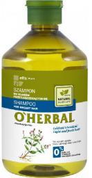 Elfa Pharm  O'Herbal Szampon do włosów przetłuszczających mięta 500ml - 810487