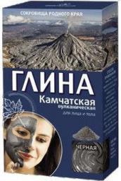 Fitocosmetics Glinka 100g kosmetyczna czarna kamczacka