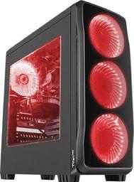 Komputer Komputer gamingowy AMD Ryzen 5 1600 / Zotac GeForce GTX 1650 4GB GDDR6 / 240GB SSD / 8GB DDR4 / WIN 10 PRO
