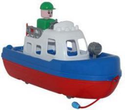 Wader Polesie Łódka Patrol - 47212