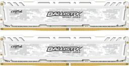 Pamięć Ballistix Ballistix Sport LT, DDR4, 32GB,2400MHz, CL16 (BLS2C16G4D240FSC)