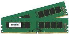 Pamięć Crucial DDR4, 32 GB, 2400MHz, CL17 (CT2K16G4DFD824A)