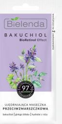 Bielenda Maseczka ujędrniająca Bakuchiol BioRetinol Effect